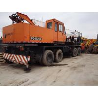 Used TADANO 50 Ton Truck Crane for sale