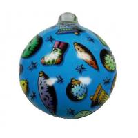 China Creative Spherical Tin Candy Box Ball Shape Party Gift Jar Container Long Lifespan on sale