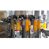Buy cheap 18-18-6 Beverage Automatic Bottle Filling Machine With 5000BPH Capacity from Wholesalers
