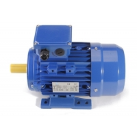 China 4 Pole IP55 0.75kw 1hp 1500rpm Induction AC Motor factory