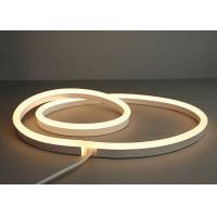 Buy cheap CRI 80 Mini Dome Shape Moulded Neon LED Strip Lights 7.2W or 12W / Meter from Wholesalers