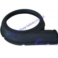 Quality Volute liners ( rubber lined slurry pump ) for sale