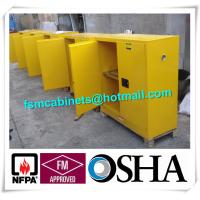 Flammable Chemical Storage Cabinets / Fireproof Storage Cabinets For  Chemical Of Chemical Storage Cabinets