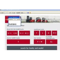 Quality Microsoft Support Forklift Diagnostic Tools For Linde , Parts Catalog EPC for sale