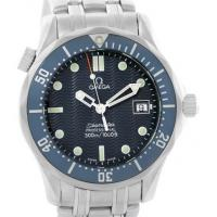 Buy cheap Buy Best Seller Omega Seamaster James Bond Midsize 300M Blue Dial Watches Sale from Wholesalers