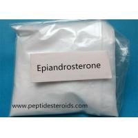 Buy cheap DHT Prohormone Epi-Andro Epiandrosterone Powder CAS 481-29-8 Male Hormone from wholesalers