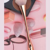 Buy cheap Eco Friendly Material Face Makeup Brush Customized Logo Accepted Silky Soft from Wholesalers