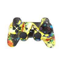 Buy cheap ABS Material Bluetooth Game Controller , Ps3 Controller Joystick Pressure Sensitive Buttons from Wholesalers