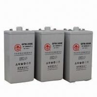 Buy cheap VRLA Batteries with 2V Voltage and 500Ah Nominal Capacity, JIS Standard from Wholesalers