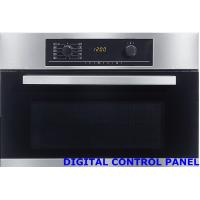 Digital Built In Oven Control Panel High Voltage Resistance With FSTN Screen