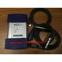 Quality DAF VCI-560 MUX heavy duty DAF Truck Diagnostic Scanner DAF Davie paccar XDc II truck diagnostic tool for sale