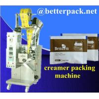 Quality automatic coffee mate packets 3 in 1 coffee packaging machine for sale