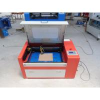 Buy cheap 45w Co2 Laser Cutting Engraving Machine For Art Work Industry , Laser Cut Acrylic Jewelry from Wholesalers