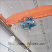 Buy cheap LDY Type Sinocrane Single Girder Bridge Crane​ CE ISO Certificates Approved from Wholesalers