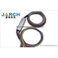 Buy cheap Gold - gold contact mini 25mm 47 wires capsule slip ring assemblies 2A current from Wholesalers