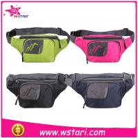 Buy cheap 2015 new production of high-quality nonwoven backing base waist bag sports bag from Wholesalers