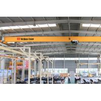 Buy cheap FEM/DIN Single Girder Overhead Crane  Lifting Weight: 1t-10t Span: 7.5m-22.5m or other Working Level: A4 from Wholesalers