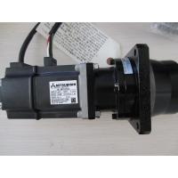 Buy cheap Mitsubishi AC Industrial Servo Motor HC-MFS23G2 / HC-KFS23G2 with Gear (1 / 5) from Wholesalers