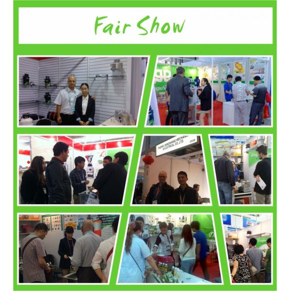 home oil extraction machine at show