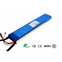 Buy cheap 48V 7Ah Electric Bicycle Battery For City Bike 0.5C Standard Discharge Current from Wholesalers