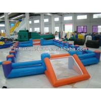 Buy cheap Durable School Inflatable Sports Games , Soccer Arena / Football Pitch from Wholesalers