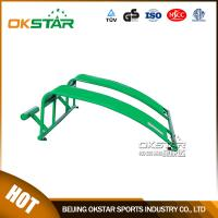 Buy cheap outdoor gym equipment steel based zinc powder coating Sit-up Board OK-F01 from Wholesalers
