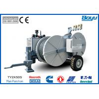 Buy cheap Double Conductors Hydraulic Tension Stringing Equipment 11Tons , Conductor Diameter 40mm from wholesalers