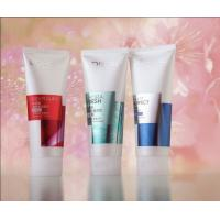 Cold Stamping Shiny Tube to Pack Facial Cleanser Flexible Plastic Barrier Laminated Tube,Serial Design
