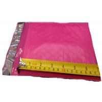 China Colored Co-Extruded Self Seal Poly Mailers Tear Resistance For Delivery Package on sale