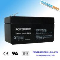 Buy cheap Sealed Lead Acid Agm Battery 12V1.2ah from Wholesalers