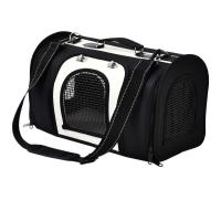 Buy cheap Black Color Pet Carrier Tote , Dog Carry Case Durable OEM / ODM Available from Wholesalers