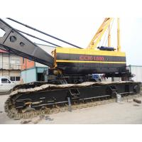 USED IHI CCH1500 Crawler Crane For Sale Original japan for sale