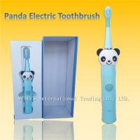 Buy cheap Children use Rechargeable Electric Toothbrush with Rotating brush head 2 Minutes timer function from Wholesalers