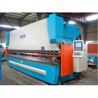 Buy cheap Two Axis Press Brake Machine Numeric Control With Bending Length 2500mm-3200mm from Wholesalers
