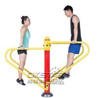Buy cheap China high quality cheap hot sale Outdoor Fitness Equipment outdoor parallel bar from Wholesalers