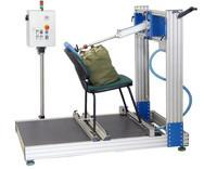 Buy cheap Chair Back Cyclic Durability Tester Furniture Testing Machines Fatigue Test Machine from Wholesalers