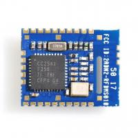 Buy cheap TICC2541 Bluetooth Low Energy Module  Bluetooth Receiver Module Energy Saving from Wholesalers