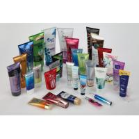Buy cheap Empty Cosmetic Packaging Tube Package Combined Flexo With Stamping from Wholesalers