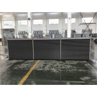 Buy cheap IQF freezer cooling coil for tunnel freezer ; evaporator coil for spiral freezer from Wholesalers