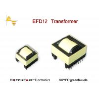 Buy cheap Three Color Copper Wire High Frequency Transformer EFD Series SMD Type from Wholesalers
