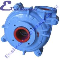 Buy cheap Corrosion Resistant Mining Centrifugal Slurry Pump For Iron Ore Concentrate from Wholesalers