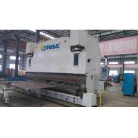 Buy cheap 800t CNC Hydraulic Press Brake Bending Machine , 20mm Sheet Metal Bending Machine from Wholesalers