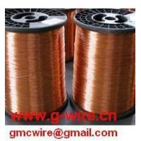 Buy cheap Self-bonding Polyesterimide Enameled Copper Round Wire, Class 180 from Wholesalers
