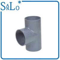 Gray PVC Water Pipe Fittings For Water Supply  DIN