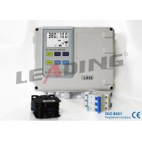 Smart L932 Duplex Pump Controller Over Temp Protection For Wastewater