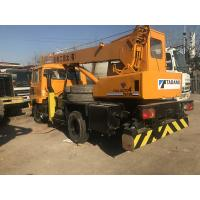 Hino Carrier Used TADANO TS-75M 7.5 ton Crane Made in japan Right Drive for sale
