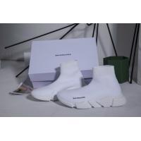 Buy cheap BALENCIAGA  SPEED TRAINER ,Balenciaga Stretch Mesh High Top Sneaker from Wholesalers