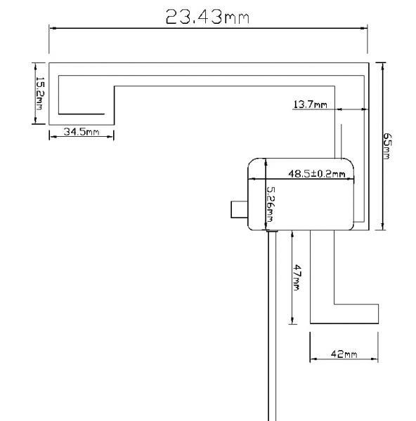 电路 电路图 电子 户型 户型图 平面图 原理图 750_760