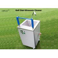 China 40kHz Ultrasonic Golf Club Cleaner 49L For Golf Ball Cleaning on sale