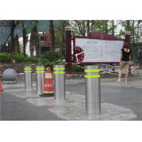 Buy cheap Vehicle Control automatic parking bollards Heavy Duty Road Barrier from Wholesalers
